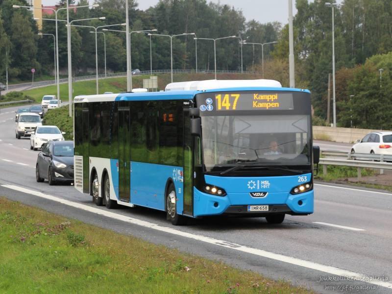 Pohjolan Liikenne 263