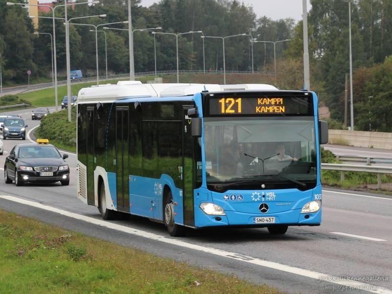 Nobina Finland 1037