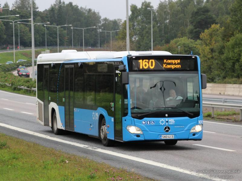 Nobina Finland 1013
