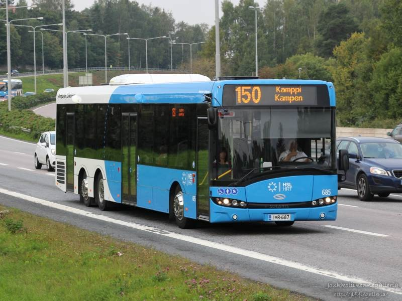 Pohjolan Liikenne 685