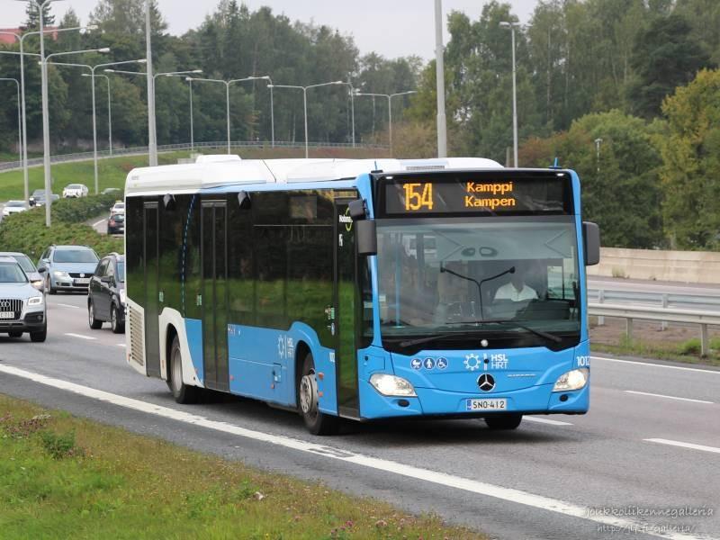 Nobina Finland 1012