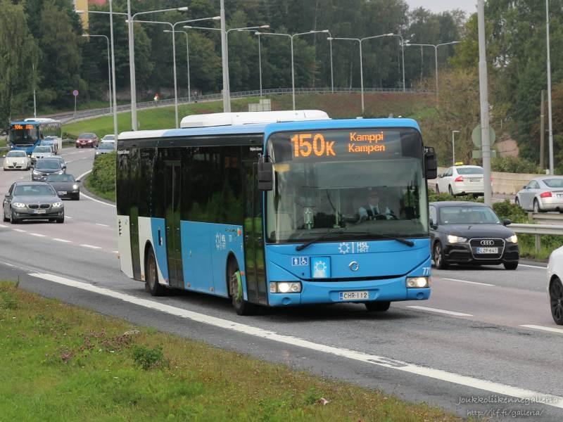 Pohjolan Liikenne 771