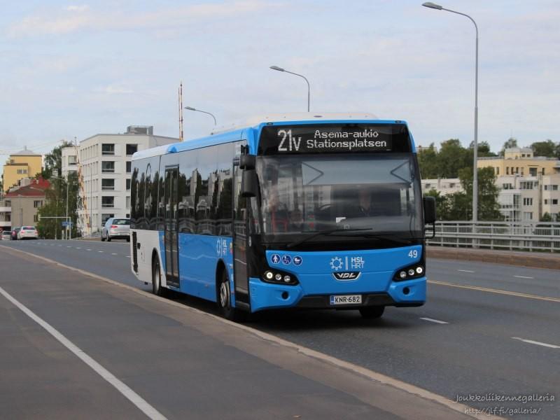Tammelundin Liikenne 49