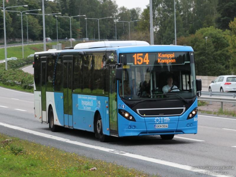 Nobina Finland 804