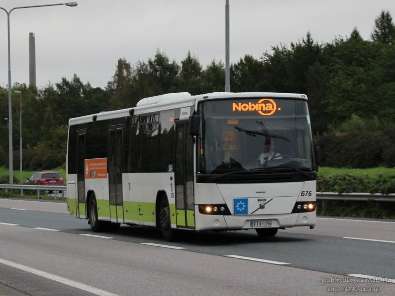 Nobina Finland 676