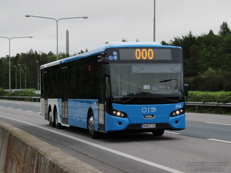 Pohjolan Liikenne 269