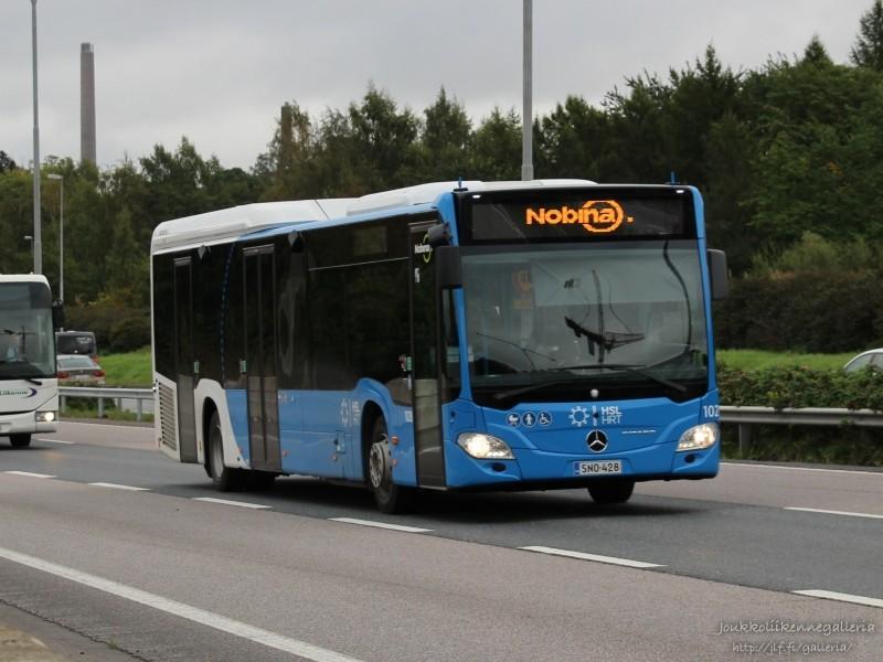 Nobina Finland 1028