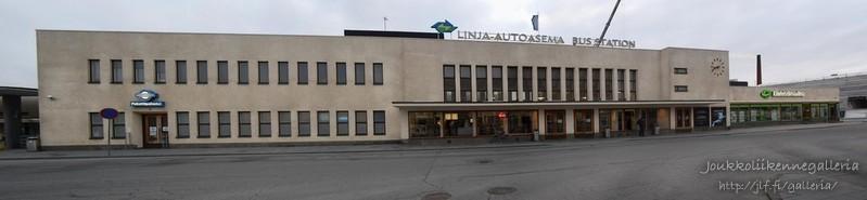 Tampereen linja-autoasema