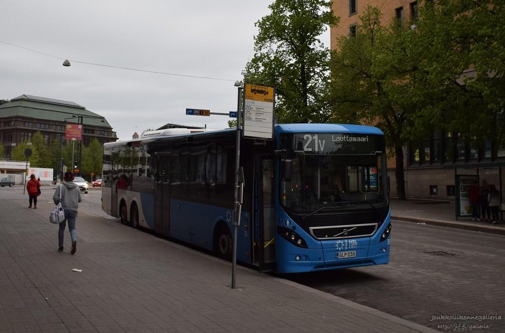 Tammelundin Liikenne 35