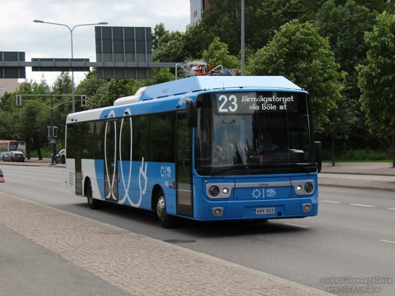 Helsingin Bussiliikenne 1612