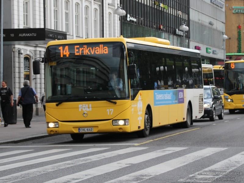 V-S Bussipalvelut 17