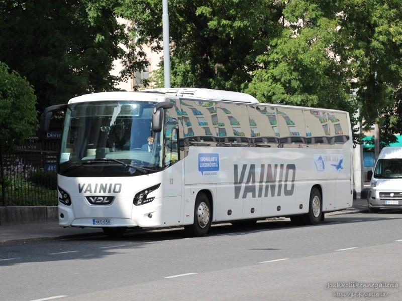 J. Vainion Liikenne 93