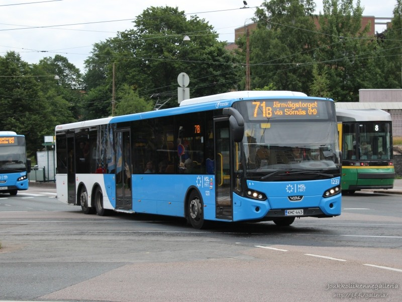Transdev 1231