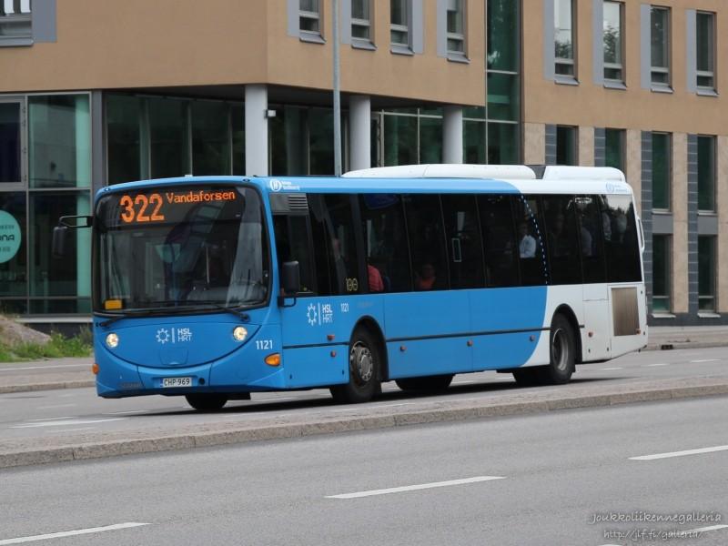 Helsingin Bussiliikenne 1121