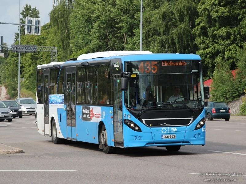 Nobina Finland 803