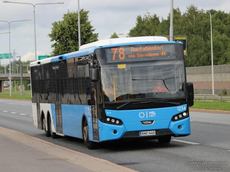 Transdev 1234