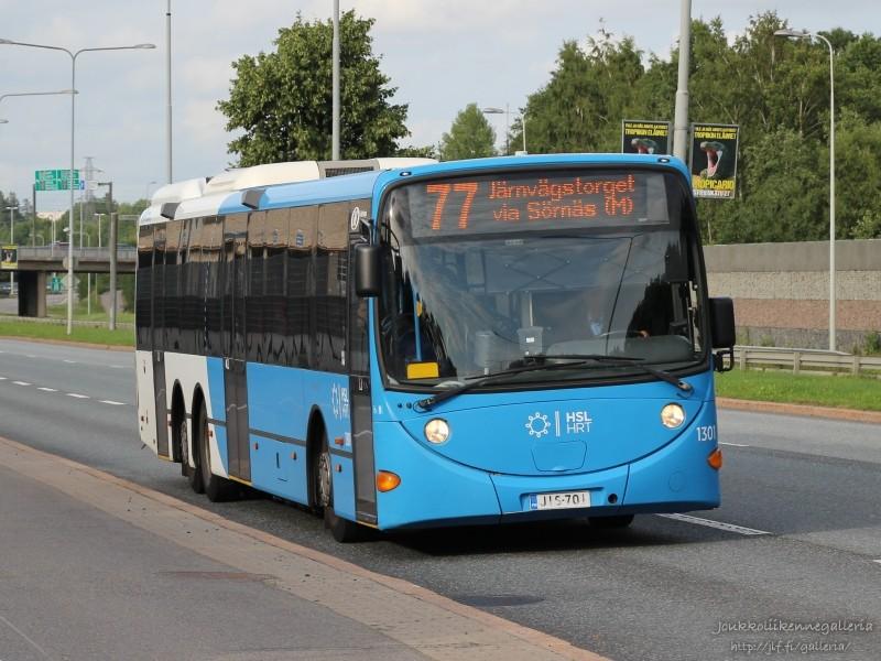 Helsingin Bussiliikenne 1301