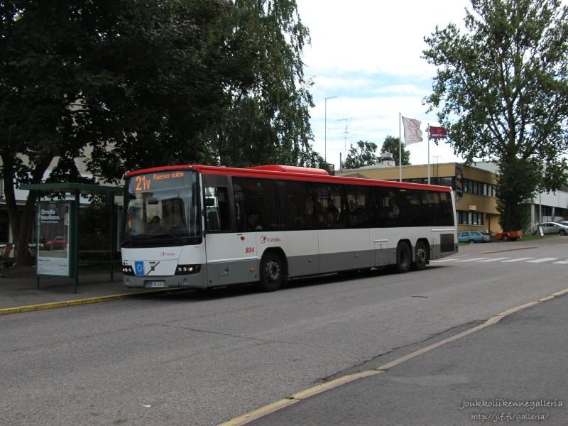 Transdev 504