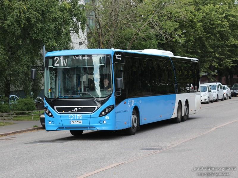 Tammelundin Liikenne 45