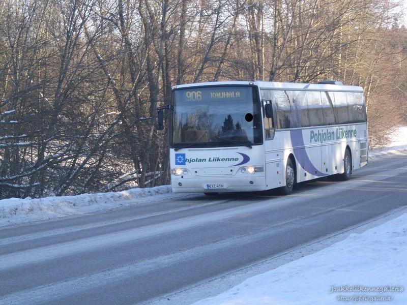 Pohjolan Liikenne 169