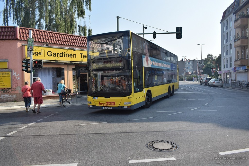 Berliner Verkehrsbetriebe 3444