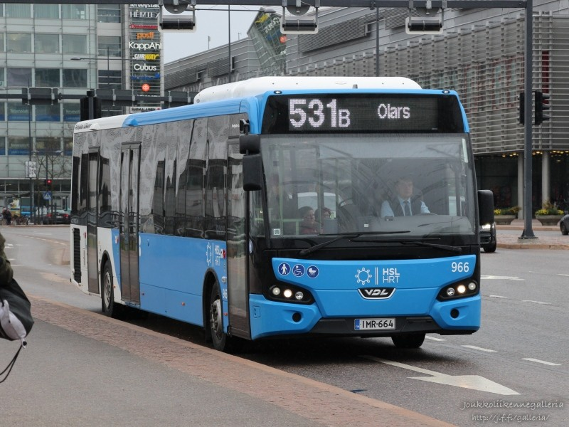 Pohjolan Liikenne 966