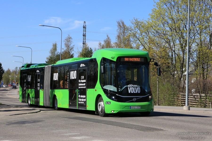 "Volvo 7900 ""BRT"""