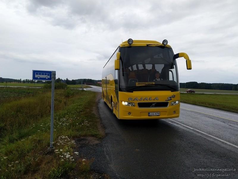 Liikenne Rajala
