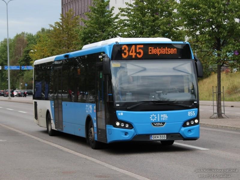 Nobina Finland 855