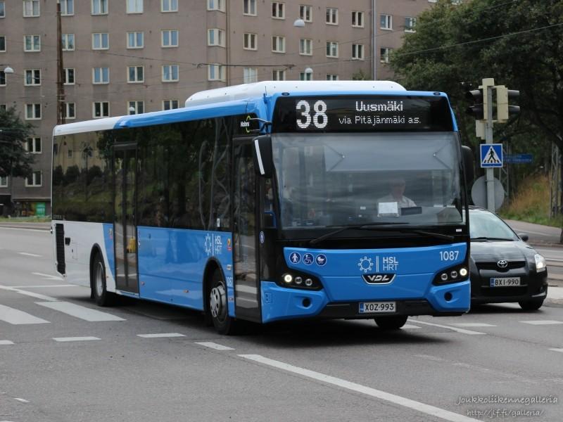 Nobina Finland 1087