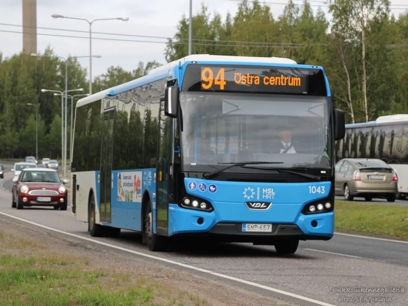 Nobina Finland 1043