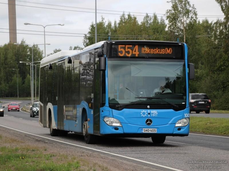Nobina Finland 1005