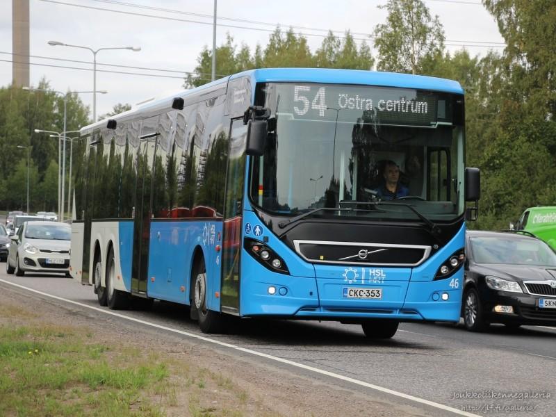 Tammelundin Liikenne 46