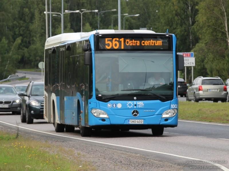 Nobina Finland 1002