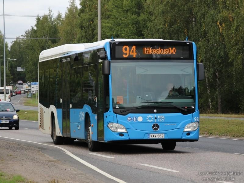 Nobina Finland 982