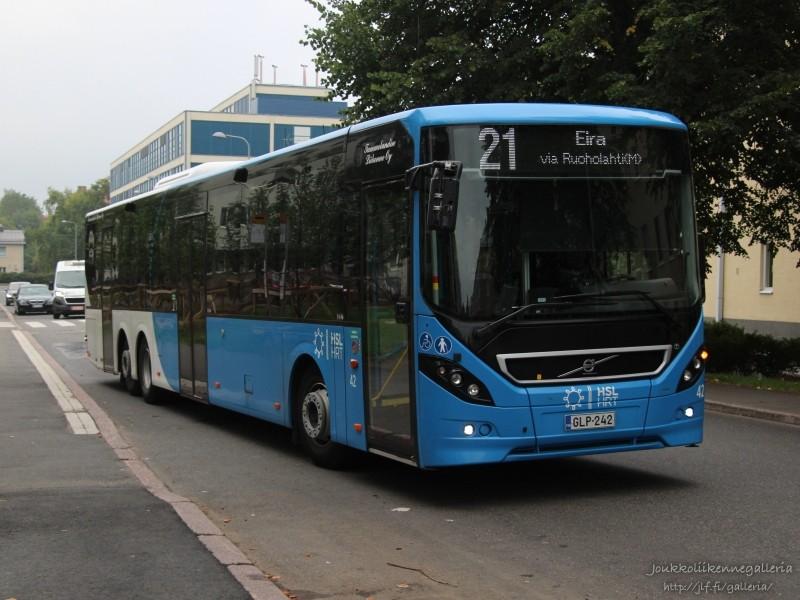 Tammelundin Liikenne 42