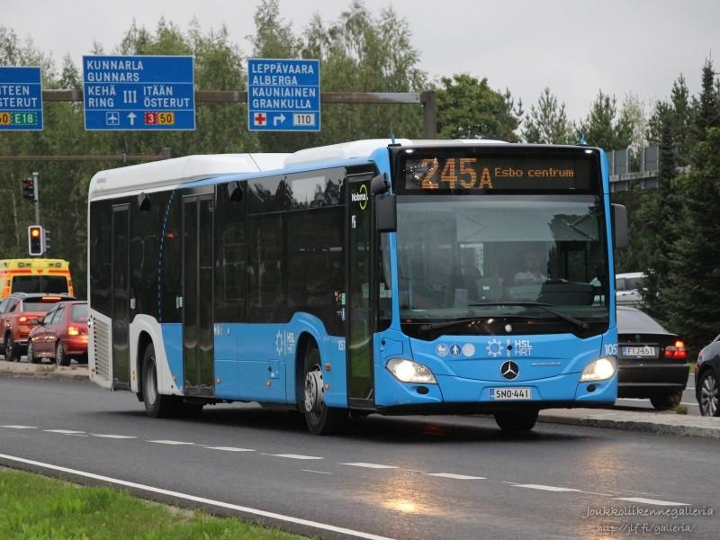 Nobina Finland 1057