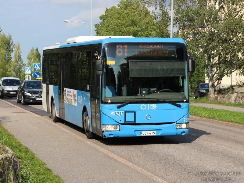 Nobina Finland 792