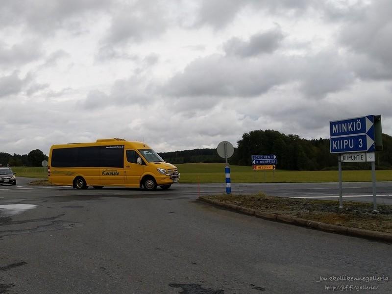 Bussiliikenne Koivisto
