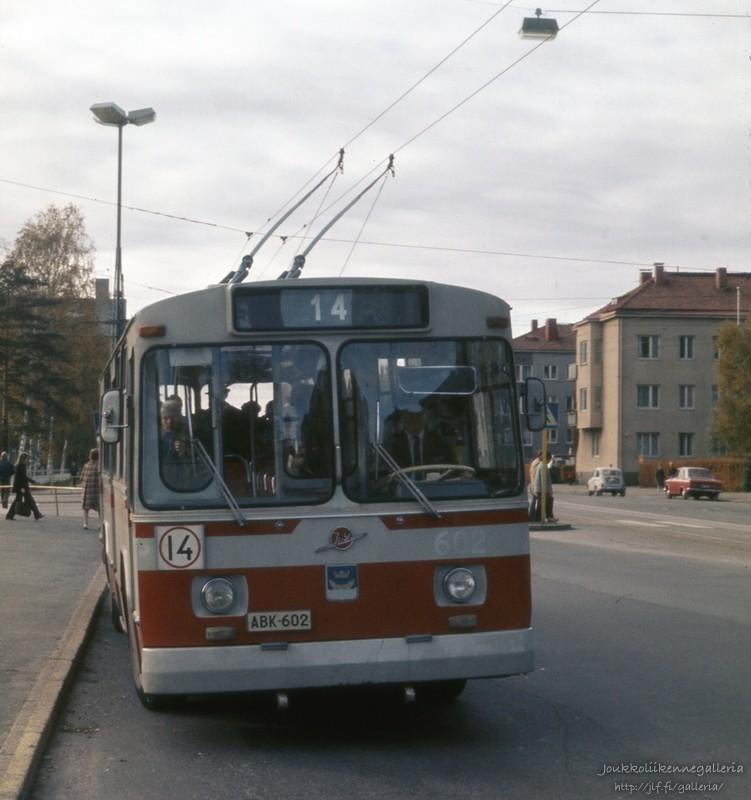 HKL 602