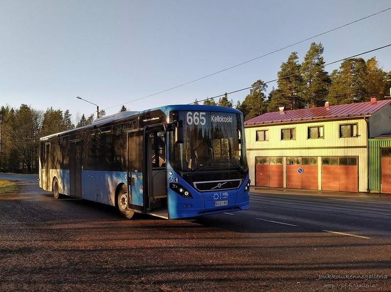 Pohjolan Liikenne 995
