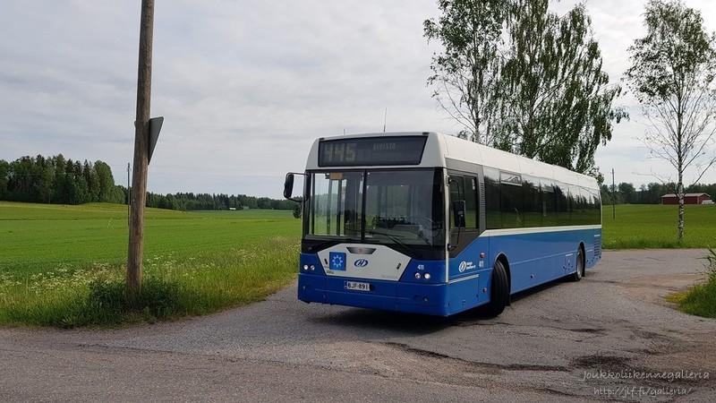 Helsingin Bussiliikenne 411
