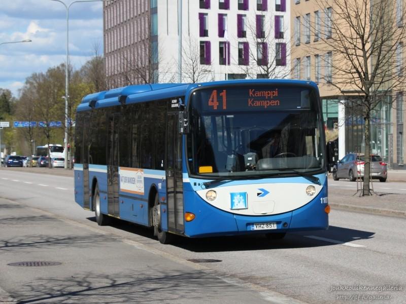 Helsingin Bussiliikenne 1107