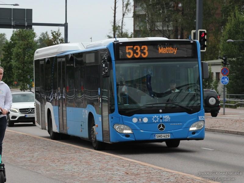 Nobina 1029