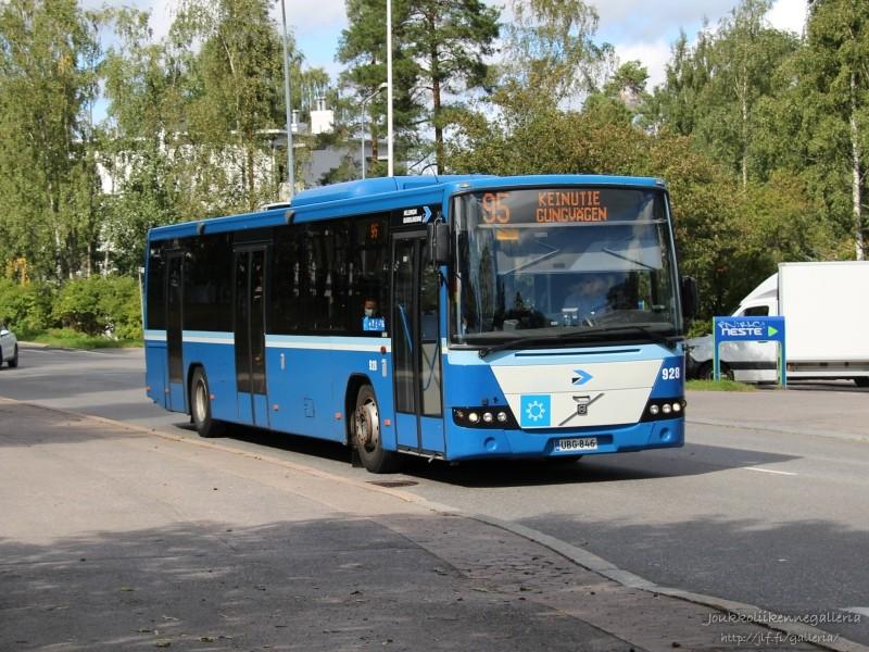 Helsingin Bussiliikenne 928