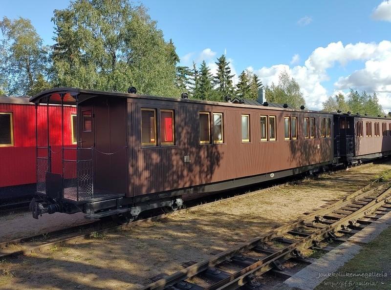 Jokioisten rautatie 1