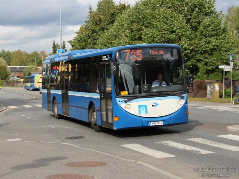 Helsingin Bussiliikenne 1110