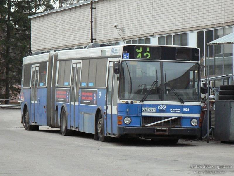 Helsingin Bussiliikenne 9109