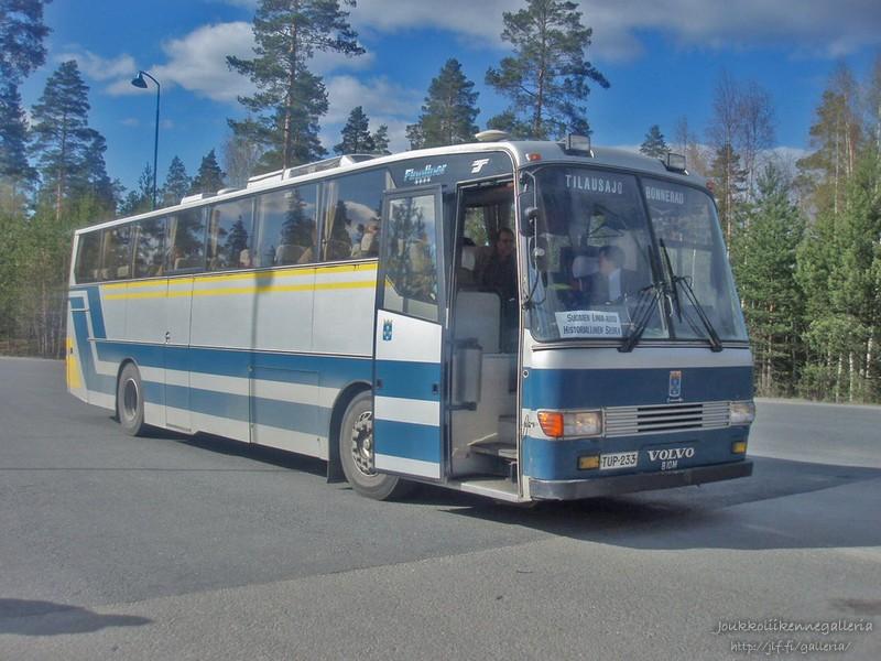Suomen Linja-autohistoriallinen Seura