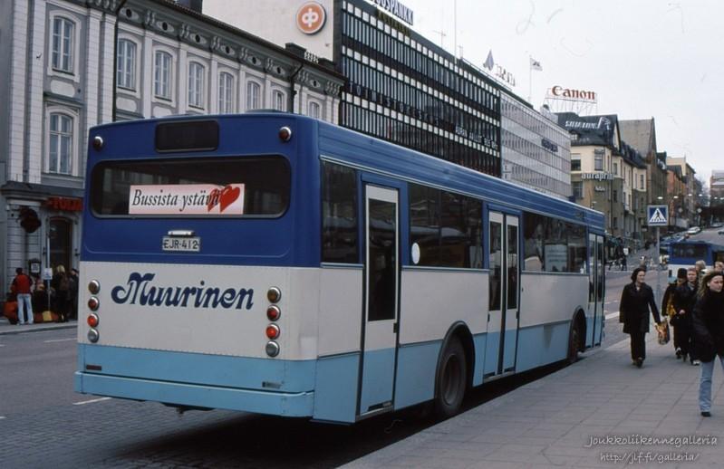 Linjaliikenne Muurinen EJR-412